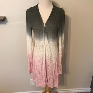 Anthropologie Moth Long Cardigan - S/P